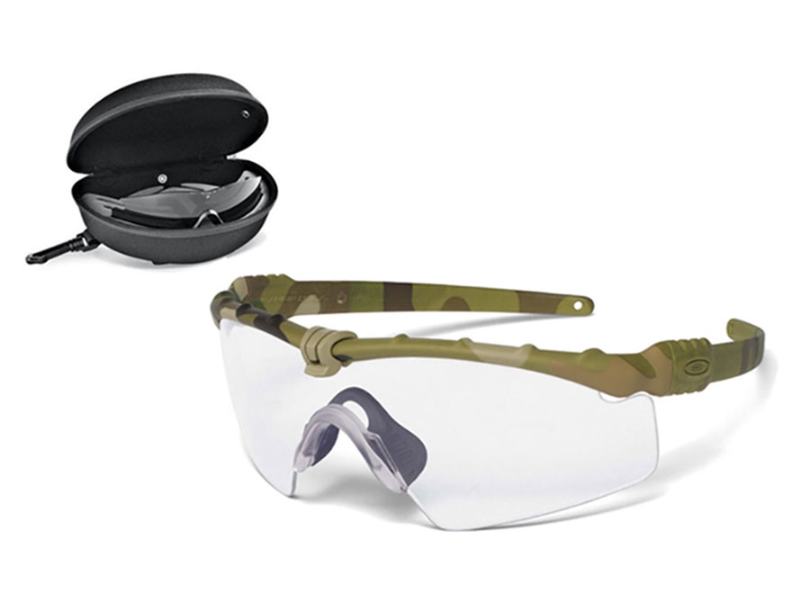 oakley si ballistic m frame 30 shooting glasses