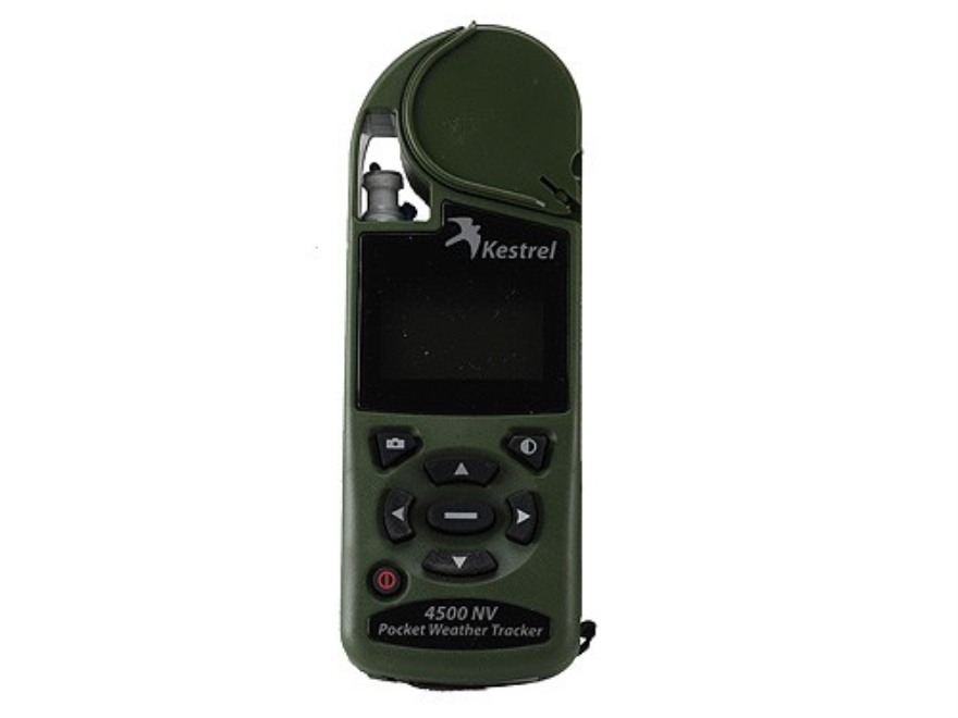 Kestrel 4500NV Electronic Hand Held Weather Meter Olive Drab