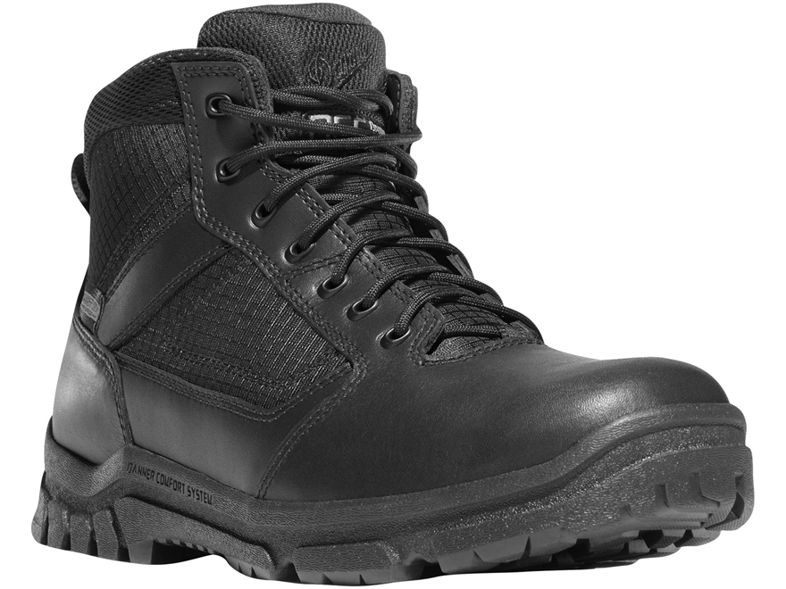 "Danner Lookout 5.5"" Waterproof Tactical Boots Leather/Nylon Men's"