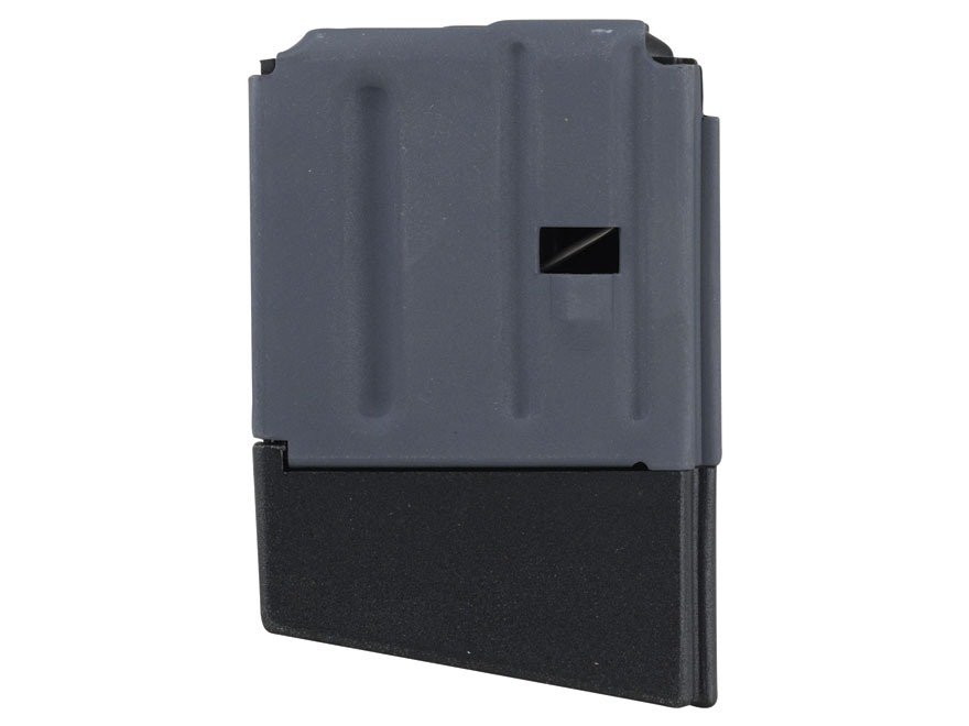 John Masen Magazine AR-15 223 Remington, 5.56x45mm Steel Blue