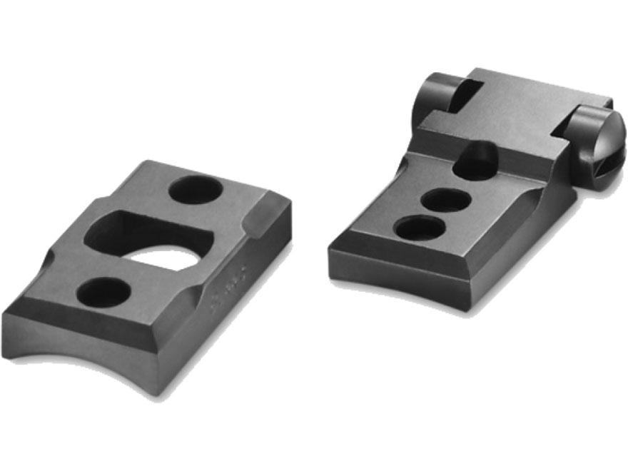 Burris 2-Piece Trumount Standard Scope Base Matte Tikka Single Front