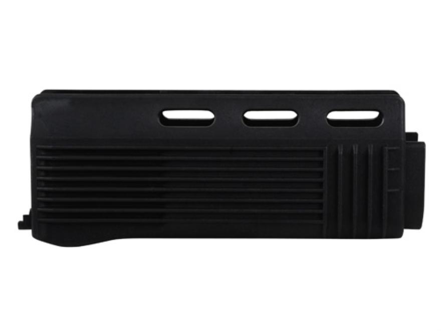 Arsenal, Inc. Handguard & Retainer Set Ventilated RPK-Style Saiga 12 Gauge Polymer Black