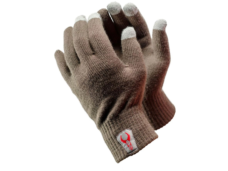 Badlands Tracker Gloves Nylon/Acrylic/Wool Blend Earth One Size Fits Most