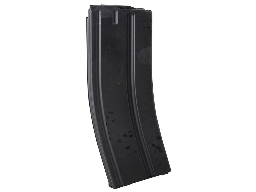 C Products Defense Magazine AR-15 5.45x39mm 30-Round with Anti-Tilt Follower Stainless ...