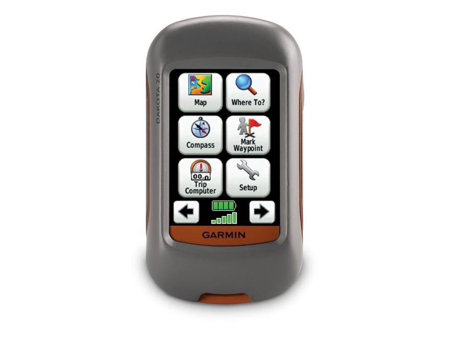 Garmin Dakota 20 Handheld GPS Unit