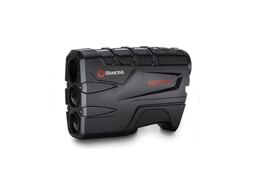 Simmons Volt 600 Tilt Intelligence Laser Rangefinder 4x Black