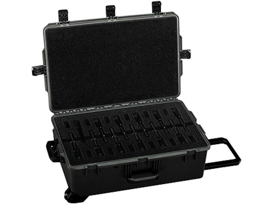 "Pelican Storm iM2950 12 Pack M9 Pistol & Magazine Case 31"" Olive Drab"