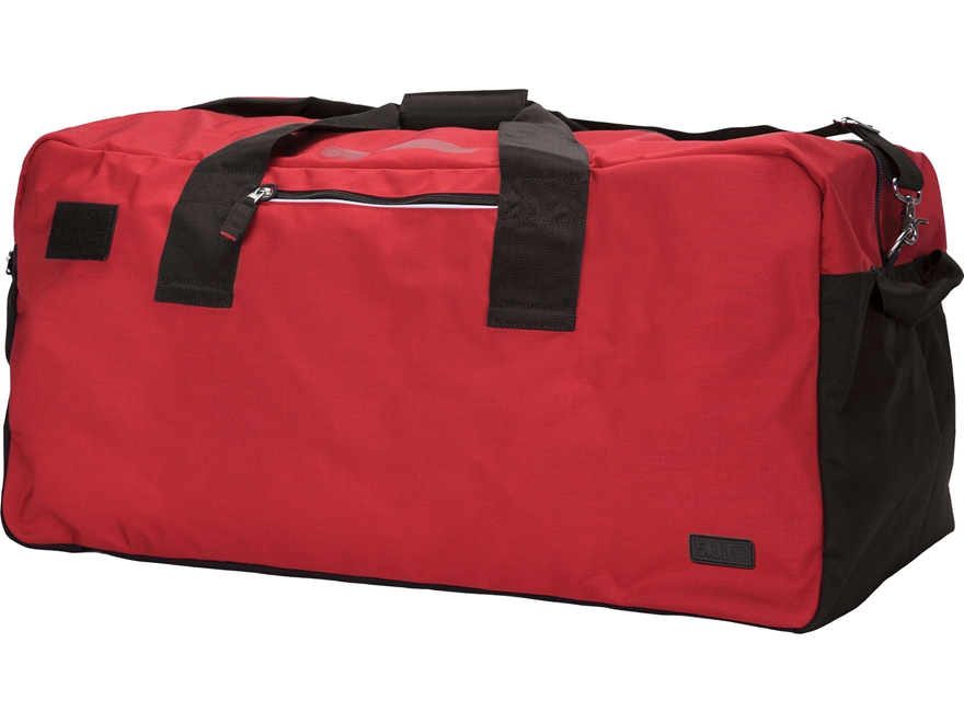 5.11 Red 8100 Duffle Bag Nylon Fire Red