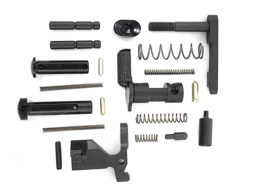 CMMG AR-15 Gunbuilders Lower Receiver Parts Kit - MPN: 55CA601