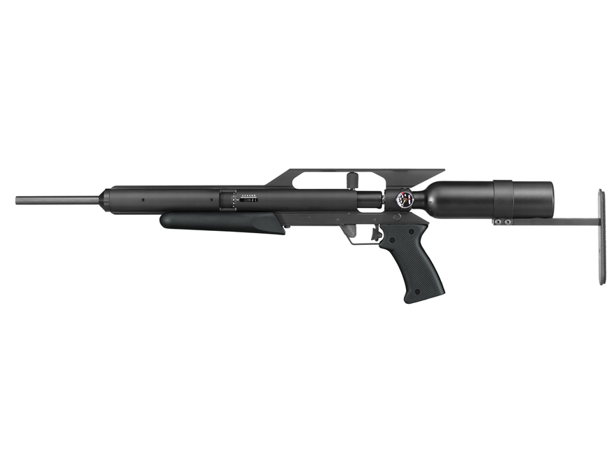 Airforce EscapeUL PCP Air Rifle Black Synthetic Stock Matte Barrel