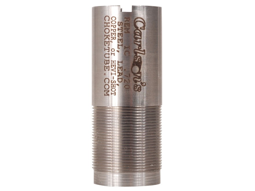 Carlson's Flush Mounted Choke Tube Remington Rem Choke 12 Gauge