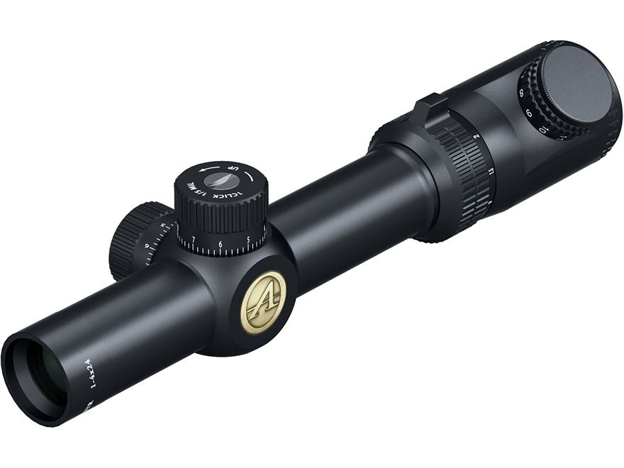 Athlon Optics Talos BTR Rifle Scope 30mm Tube 1-4x 24mm 1/5 MIL Illuminated AHSR MIL Re...