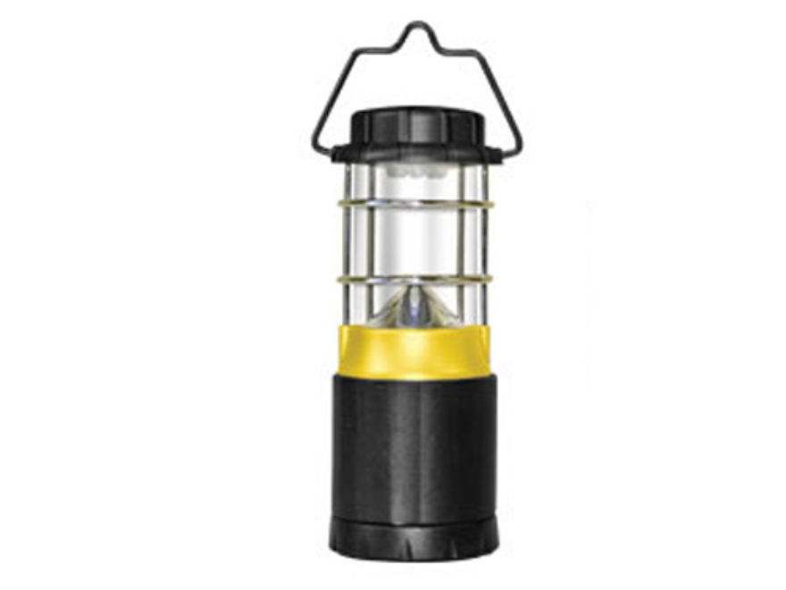 Coast EAL10 Mini Lantern LED requires 4 AA Batteries Polymer Yellow and Black