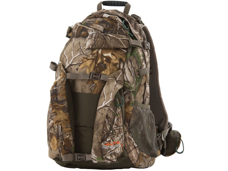 ALPS Outdoorz Matrix Backpack Polyester Realtree Xtra Camo