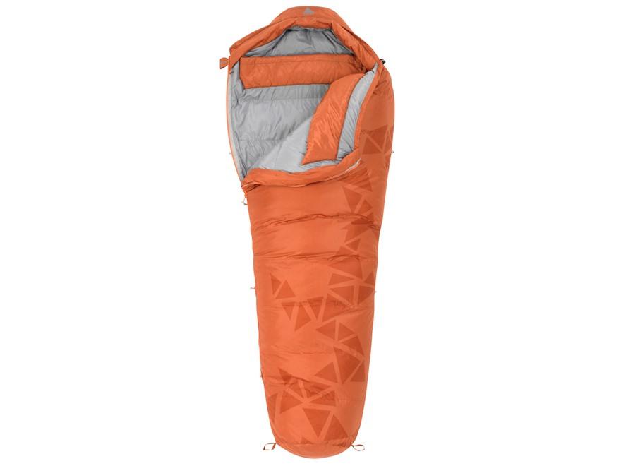 Kelty Cosmic Down Mummy Sleeping Bag Polyester