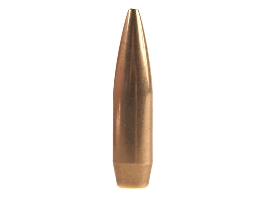 Hornady Match Bullets 22 Caliber (224 Diameter) 68 Grain Hollow Point Boat Tail Box of 500