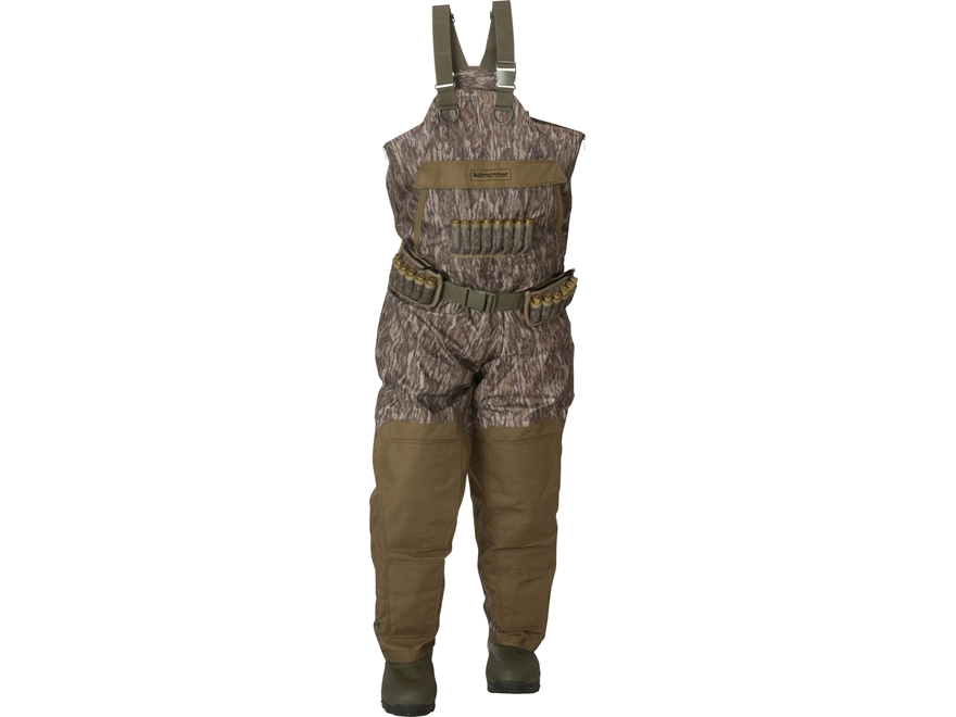 Banded RedZone Black Label 1600 Gram Insulated Breathable Chest Waders Polyester and Nylon