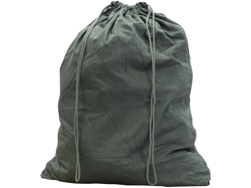 Military Surplus Barracks Bag Cotton Olive Drab