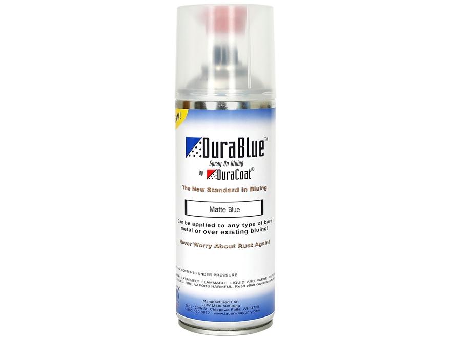 Lauer DuraBlue Aerosol Firearm Finish