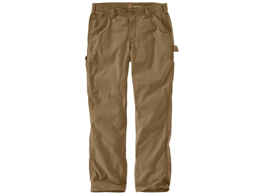 Carhartt Women's Original Fit Crawford Pants Cotton