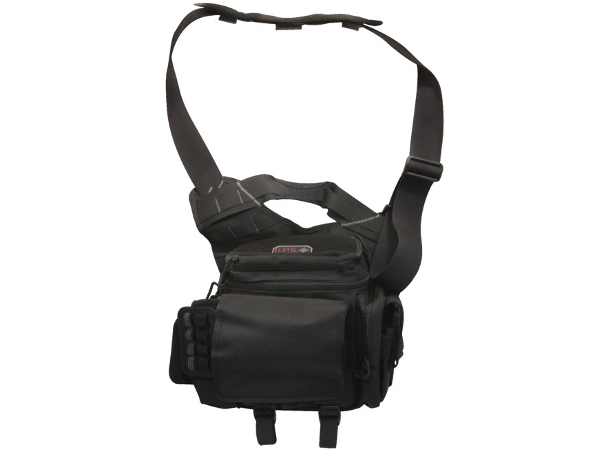G.P.S. Large Rapid Deployment Pack Black