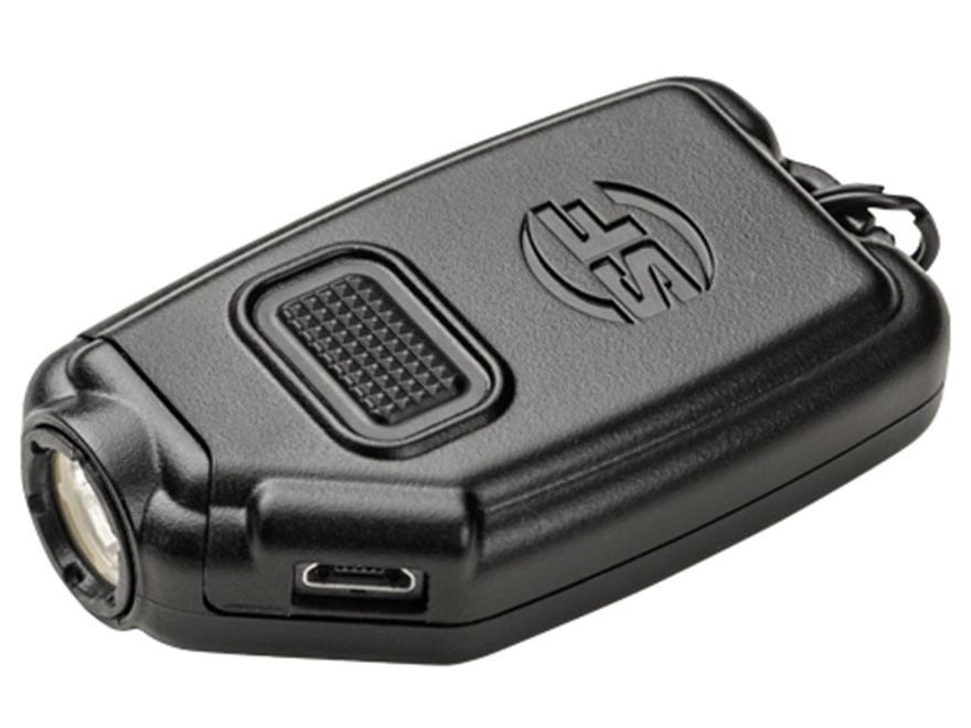 Surefire Sidekick Keychain Light LED with USB Rechargeable Li-Ion Battery Polymer