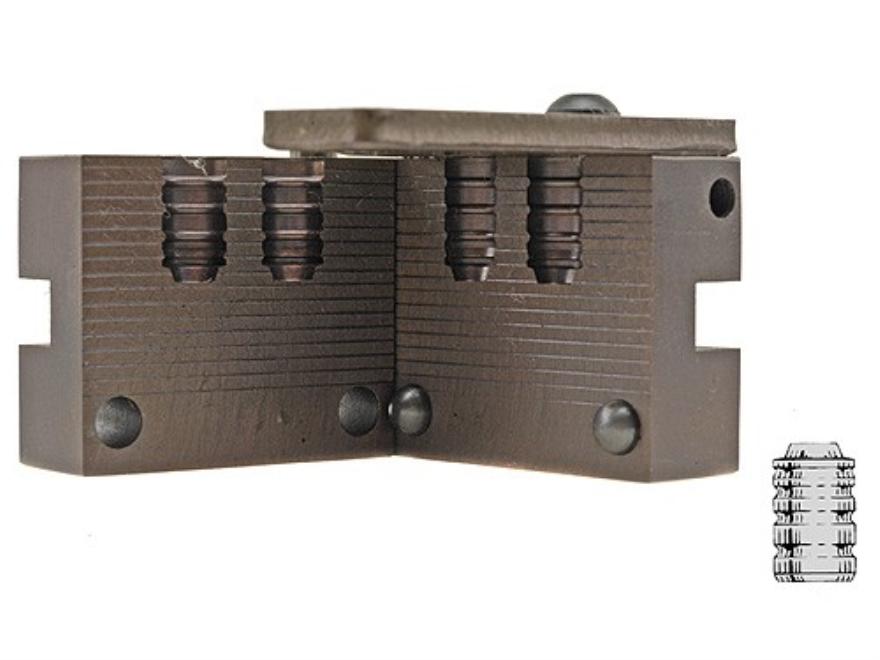 Saeco 2-Cavity Bullet Mold #052 38 Special, 357 Magnum (358 Diameter) 148 Grain Wadcutt...