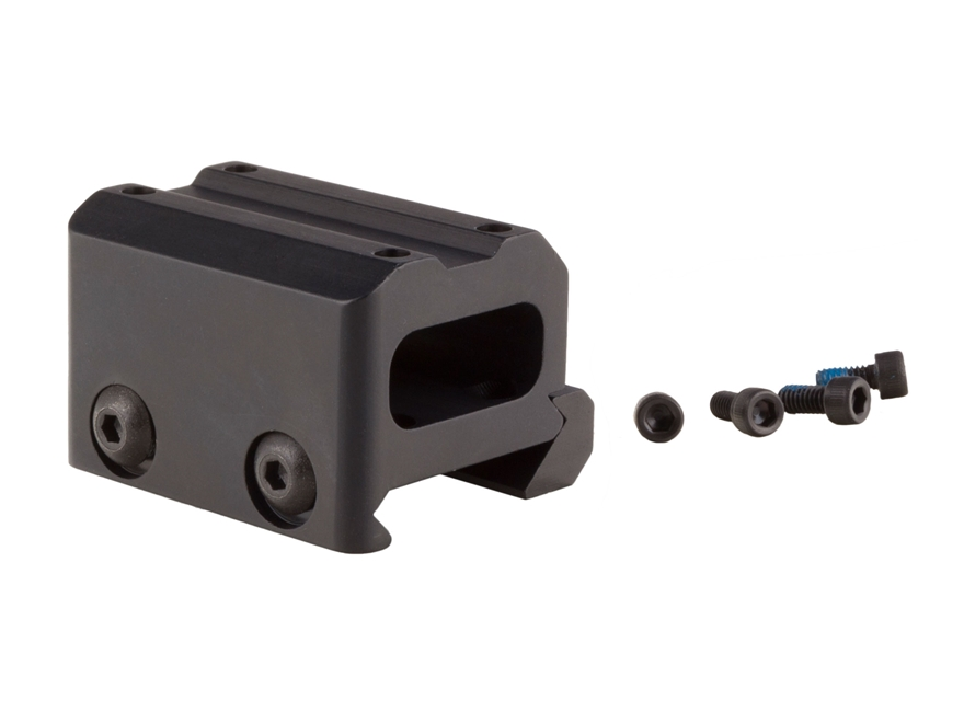 Trijicon MRO Picatinny-Style Mount Adapter Matte