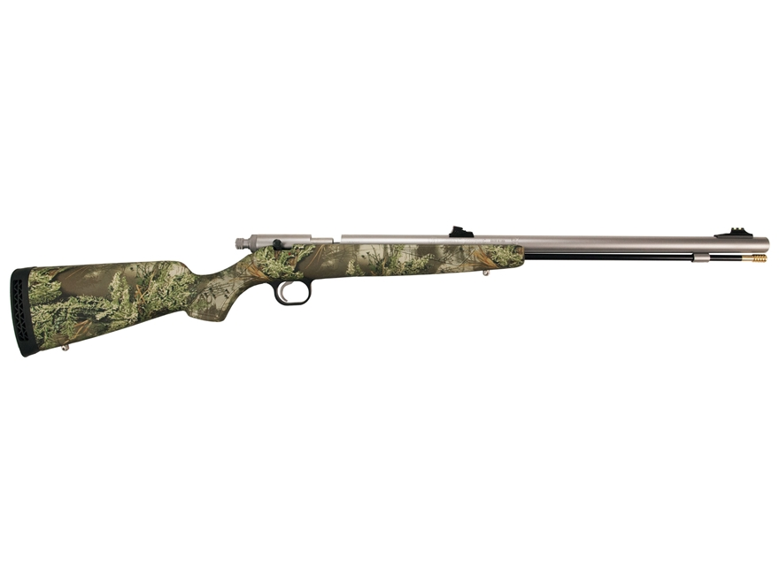 """Knight Wolverine Western Muzzleloading Rifle .50 Caliber 22"""" Stainless Steel Barrel Syn..."""