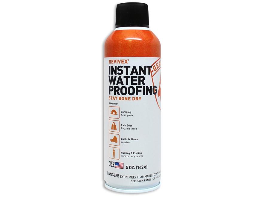 Gear Aid ReviveX Instant Waterproofing Gear Spray 5 oz Aerosol