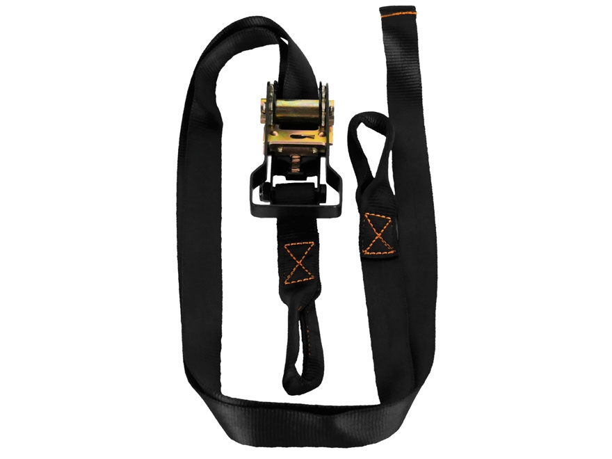 Muddy Outdoors Fixed Position Treestand Ratchet Strap Black