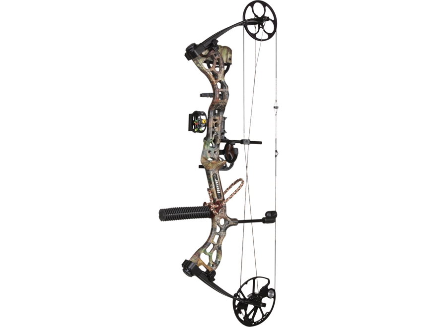 Bear Archery Attitude RTH (Ready to Hunt) Compound Bow Package