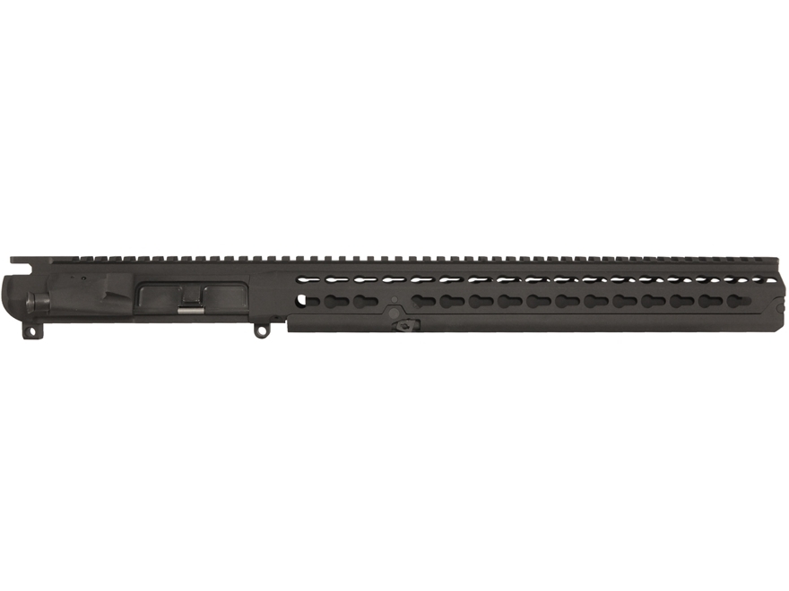Vltor VIS Upper Receiver with Integral Free Float KeyMod Slimline Handguard Assembled A...