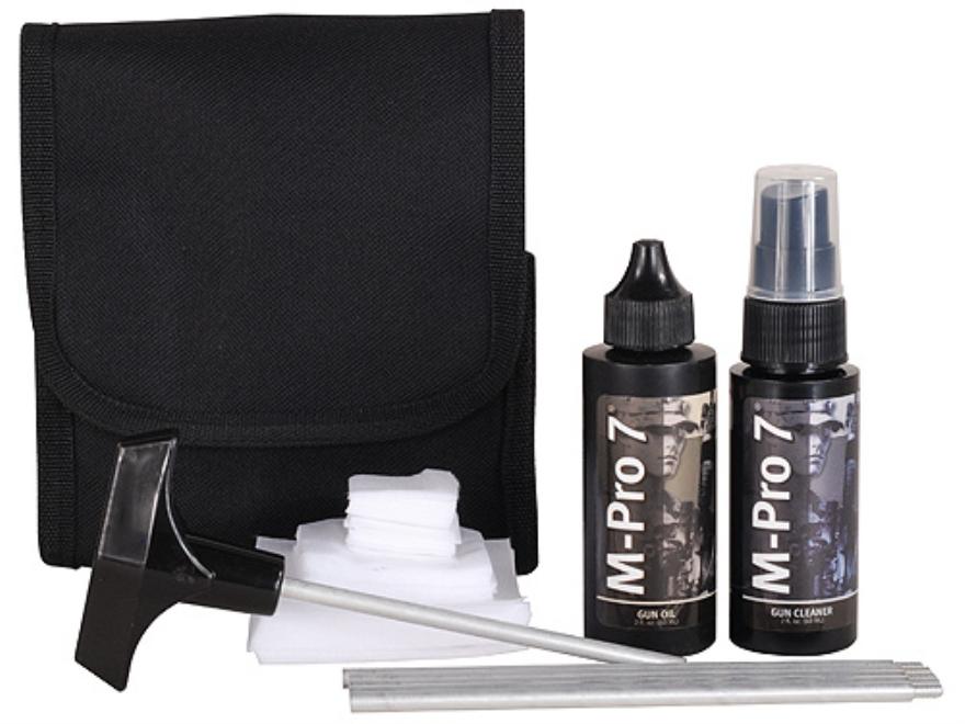 M-Pro 7 Travel Gun Cleaning Kit