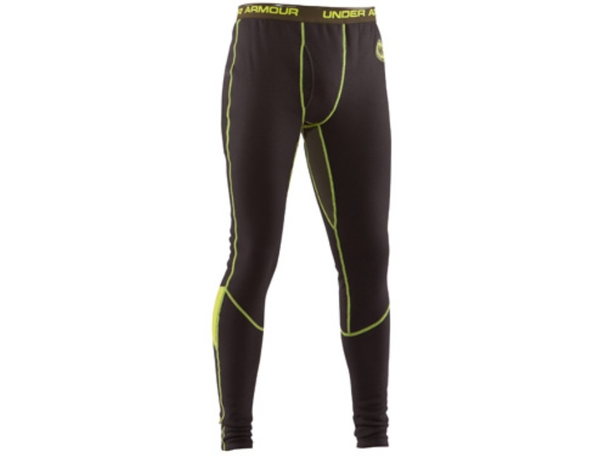Under Armour Men's Treestand Base Layer Crew Pants Polyester