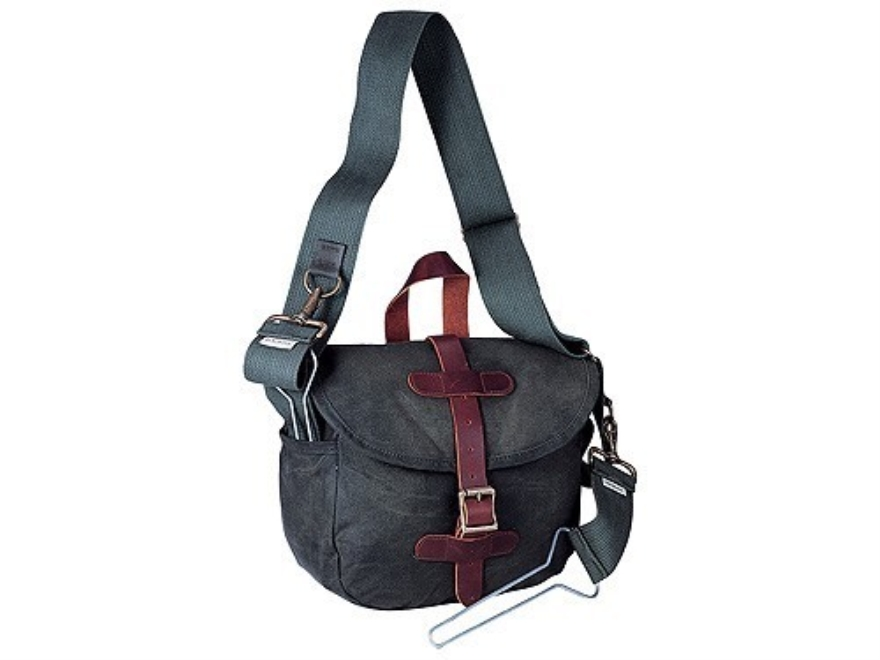 McAlister Wingshot Waxed Ditty Bag Cotton Olive