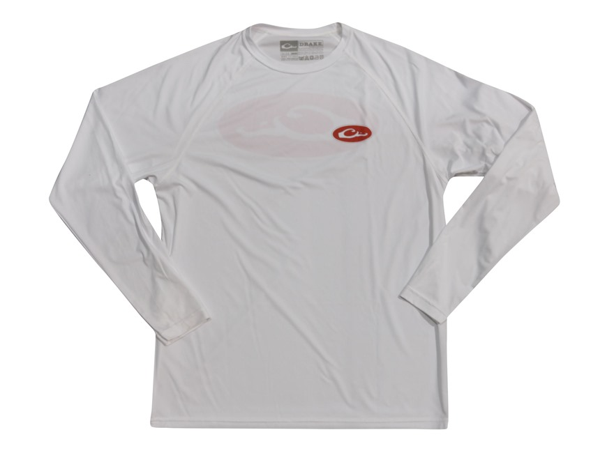 Drake Game Day Performance T-Shirt Long Sleeve Polyester