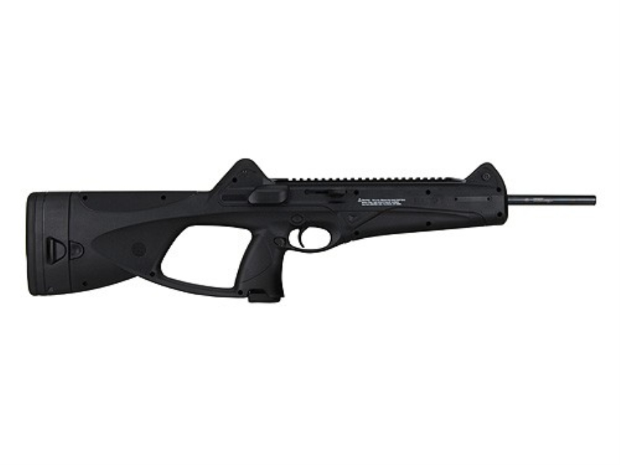 Beretta CX4 Storm CO2 Air Rifle 177 Caliber Pellet Black Synthetic Stock Blue Barrel