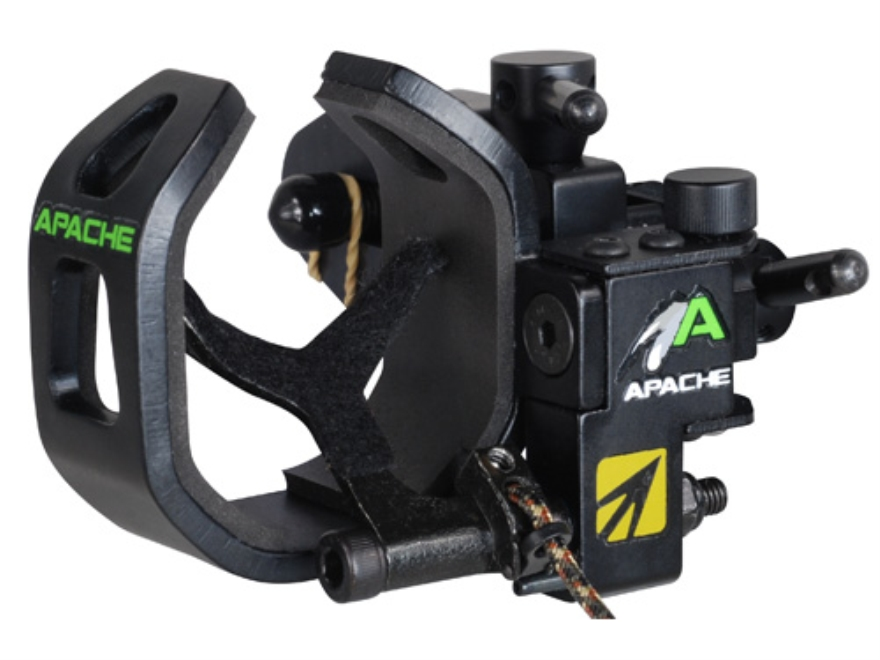 NAP Apache MICRO Drop-Away Arrow Rest Right Hand Black