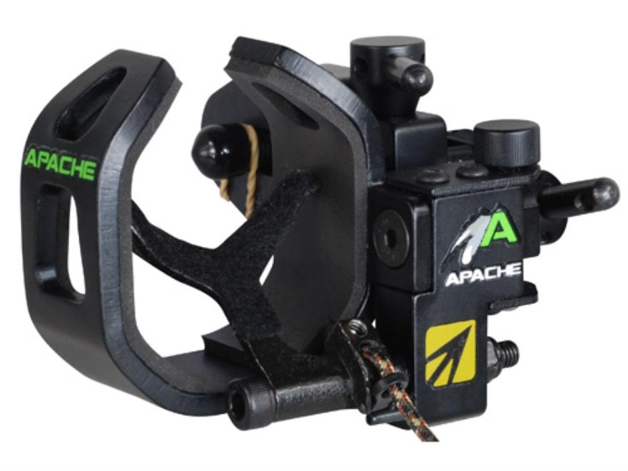 NAP Apache MICRO Drop-Away Arrow Rest Right Hand Black