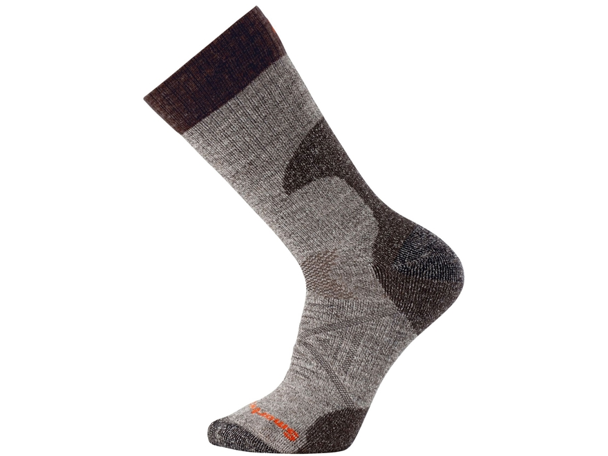 Smartwool Men's PhD Hunt Medium Crew Socks Merino Wool/Nylon