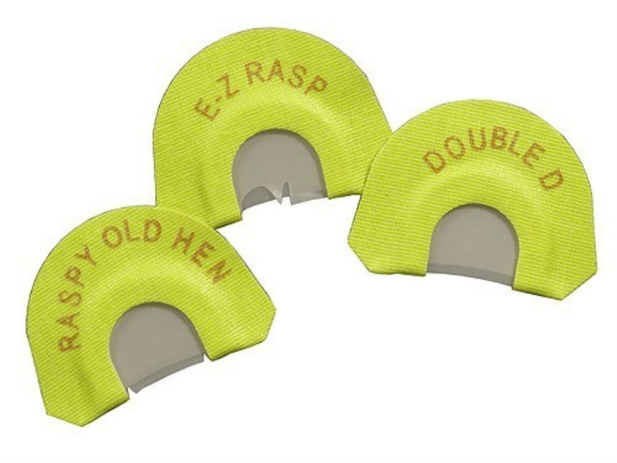 H.S. Strut Ultimate Starter Pack Diaphragm Turkey Call Pack of 3