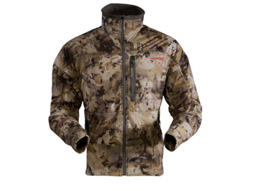 Sitka Gear Men's Duck Oven Insulated Jacket Polyester Gore Optifade Waterfowl Marsh Cam...