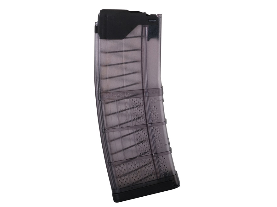 Lancer Systems L5 AWM Advanced Warfighter Magazine AR-15 223 Remington, 5.56x45mm, 300 ...