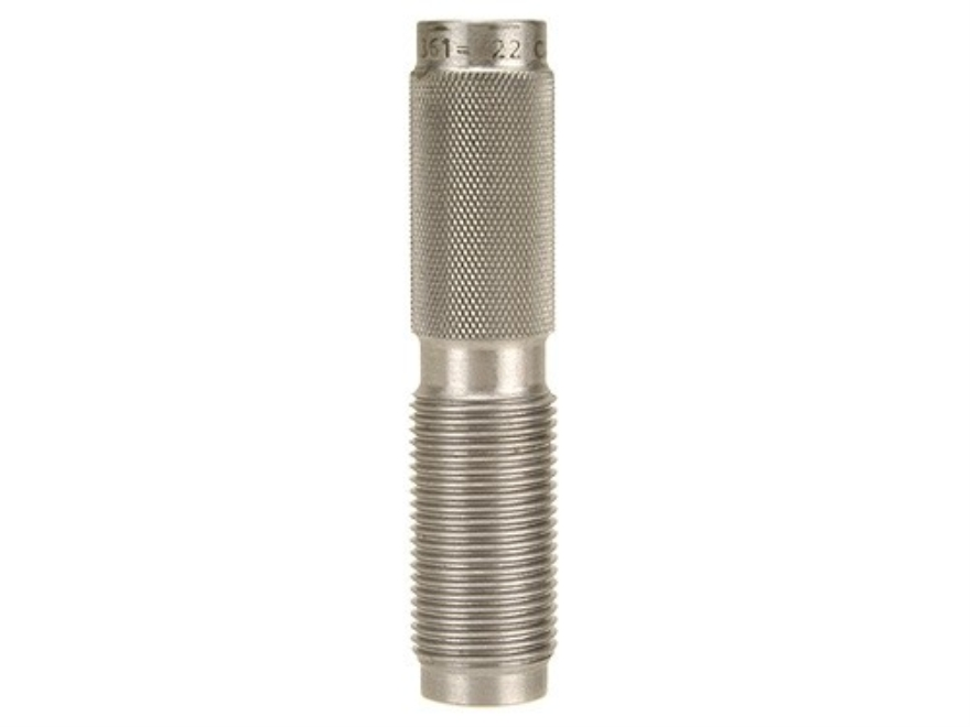 "PTG Do It Yourself Die Blank 22 Caliber Pilot Hole 7/8""-14 Thread"