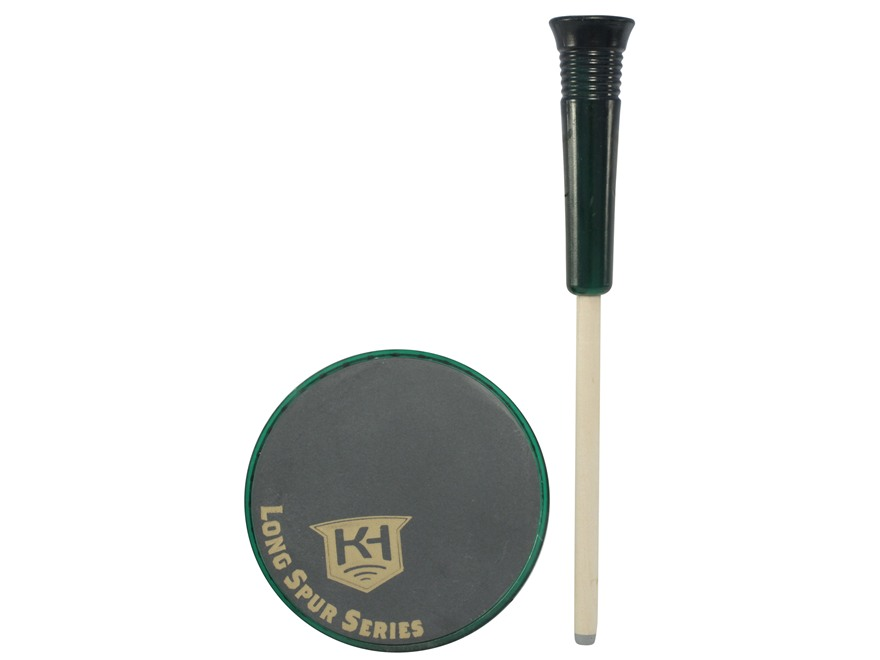 Knight & Hale Long Spur Series Slate Turkey Call