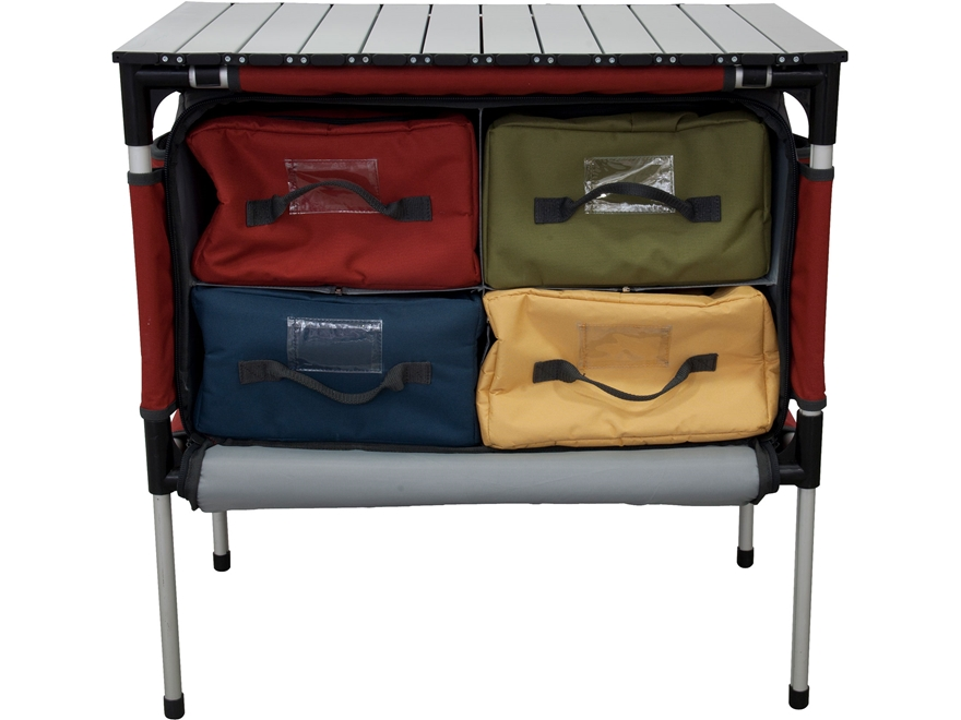 Camp Chef Mountain Series Sherpa Camp Table Aluminum