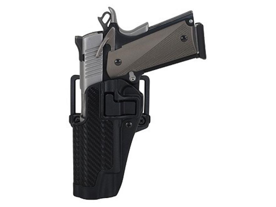 BLACKHAWK! CQC Serpa Holster Left Hand FN Five-seveN (5.7x28mm) Carbon Fiber Black