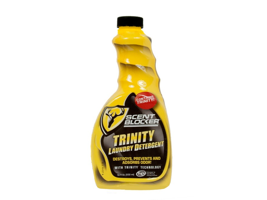 ScentBlocker Trinity Scent Elimination Liquid Laundry Detergent 16 oz