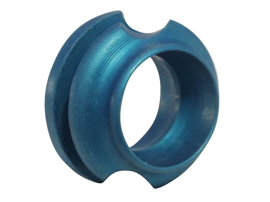 "Extreme Silhouette 3/16"" Bow Peep Sight Aluminum Blue"